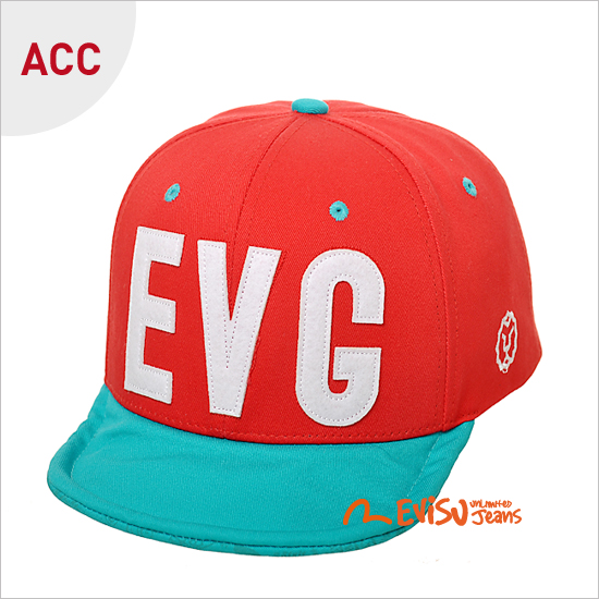 Hat_color combination Basic baseball cap