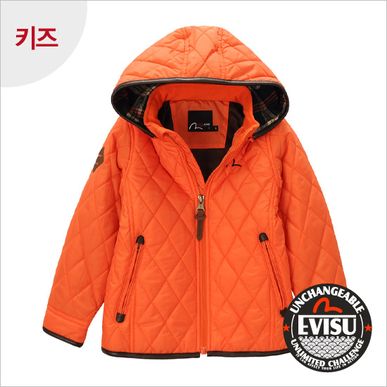 Children_ quilted jacket ganjeolgi